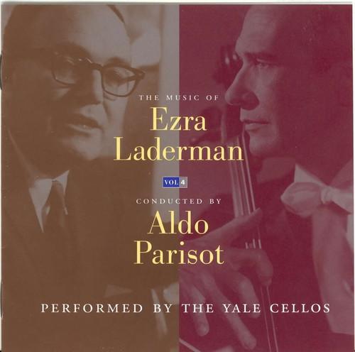 Music of Ezra Laderman 4