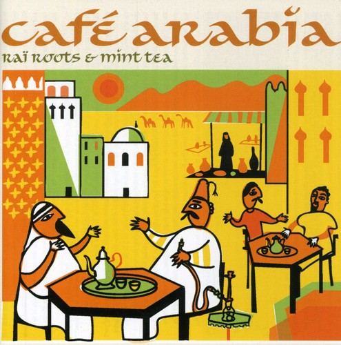 Various Artists-Cafe Arabia