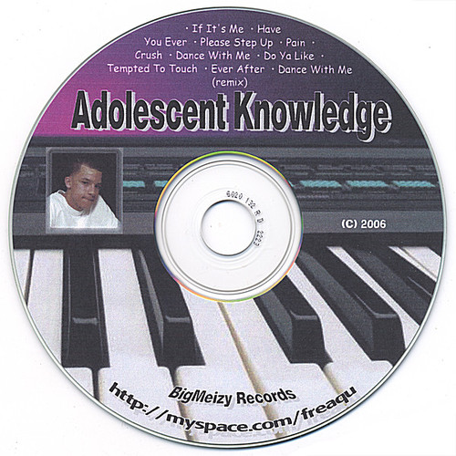 Adolescent Knowledge