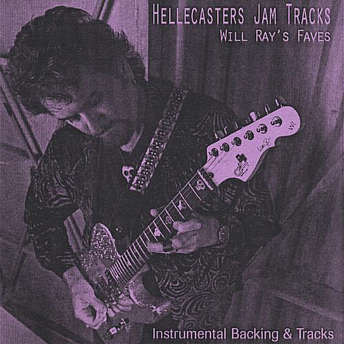 Hellecasters Jam Tracks
