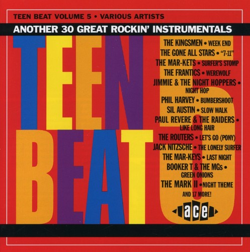 Teen Beat 5 /  Various [Import]