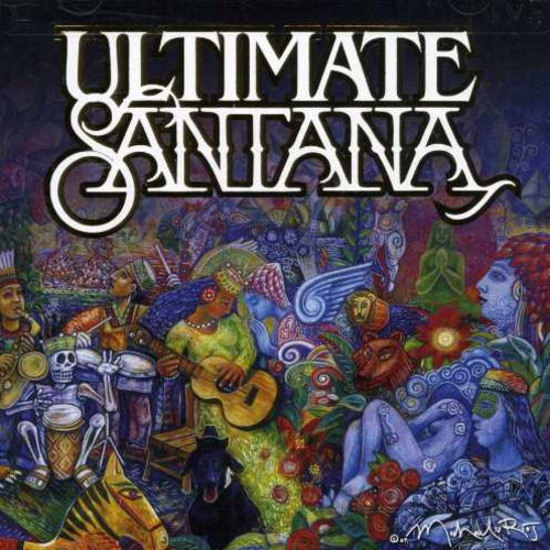 Santana-The Ultimate Santana: His All Time Greatest Hits