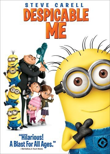 Despicable Me (Widescreen, Slipsleeve Packaging)