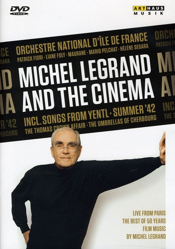 Michel Legrand & the Cinema