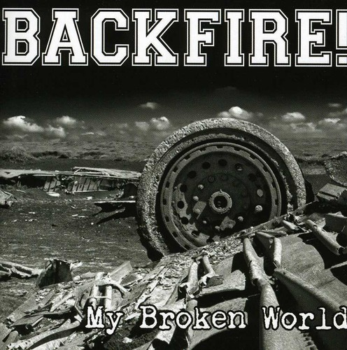 My Broken World /  in Harm's Way [Import]