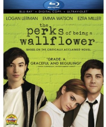 Perks of Being a Wallflower [Blu-ray]