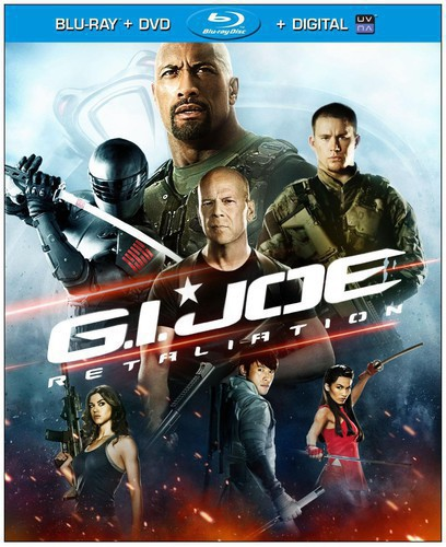 G.I. Joe: Retaliation [2 Discs] [UltraViolet] [Blu-ray/DVD]