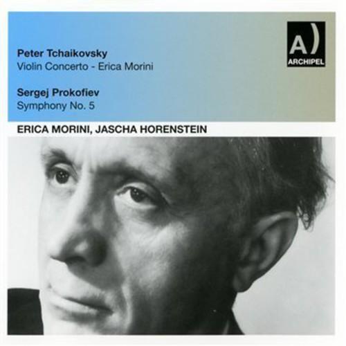 Violin Concerto: Erica Morini