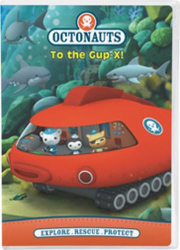 Octonauts: To the Gup-X!
