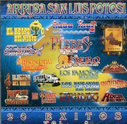 Arriba San Luis Potosi, Vol. 8