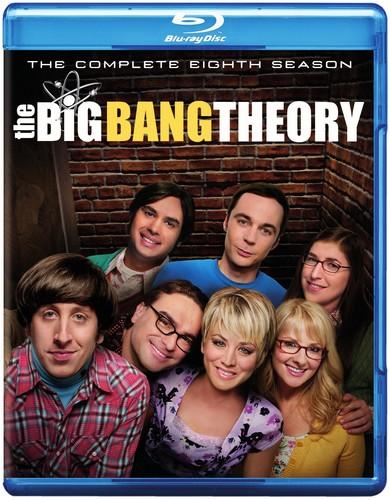 The Big Bang Theory: The Complete Eighth Season