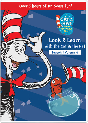 The Cat in the Hat in the Hat Knows a Lot About That! Look & Learn With the Cat in the Hat