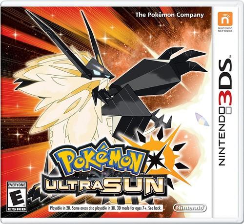 Pokemon Ultra Sun for Nintendo 3DS