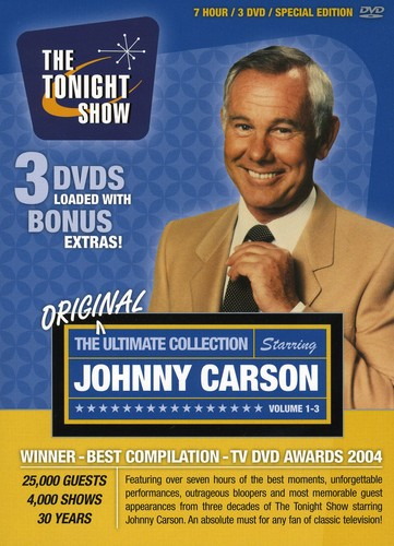 The Ultimate Collection Starring Johnny Carson: Volumes 1-3
