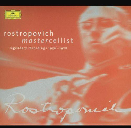 Mastercellist: Legendary 1956-1978