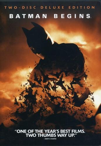 Batman Begins [Widescreen] [2 Discs]