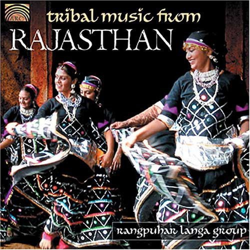 Tribal Music from Rajasthan