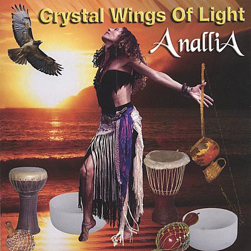 Crystal Wings of Light