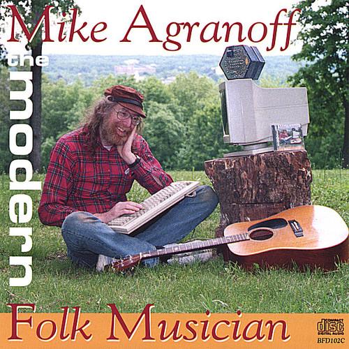 Modern Folk Musician