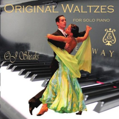 Original Waltzes for Solo Piano