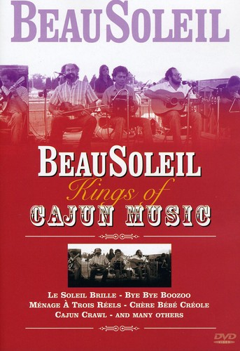 Kings of Cajun Music [Import]