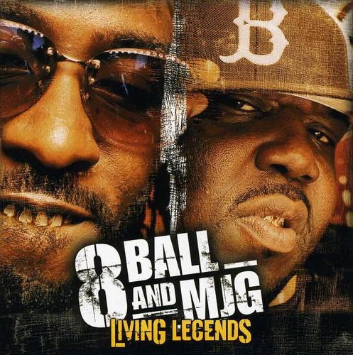 Living Legends [Explicit Content]