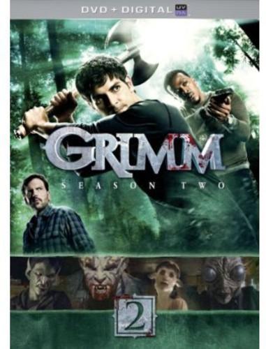 Grimm: Season Two [5 Discs] [UltraViolet]