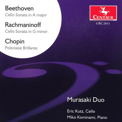 Cello Sonatas /  Polonaise Brillante