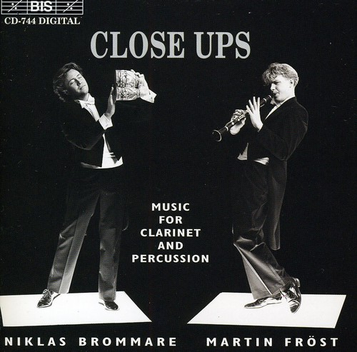 Music for Clarinet & Percussion