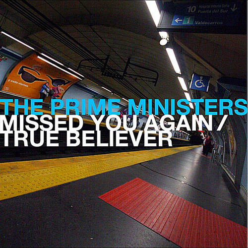 Missed You Again/ True Believer