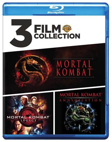 Mortal Kombat / Mortal Kombat 2 / Mortal Kombat: Legacy