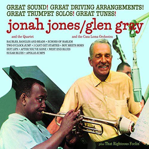 Jonah Jones & Glen Gray /  That Righteous Feelin