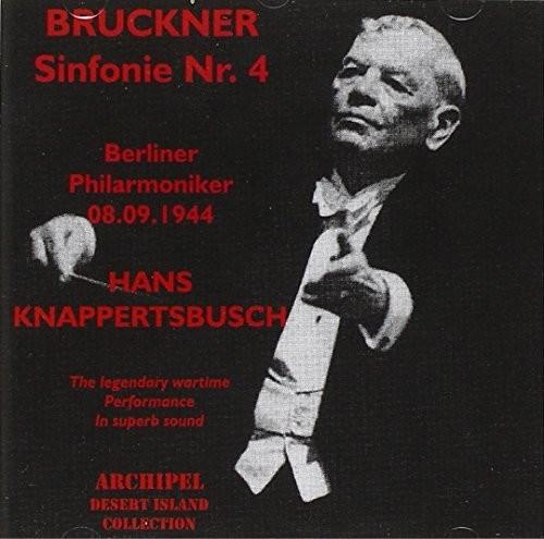 Sinfonie 4 /  Berliner Phil