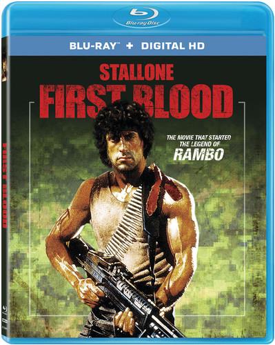 Rambo: First Blood [UltraViolet] [Blu-ray]