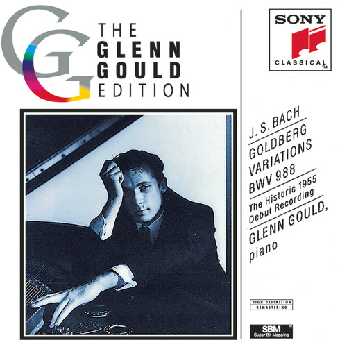 Glenn Gould-Goldberg Variations (1955)