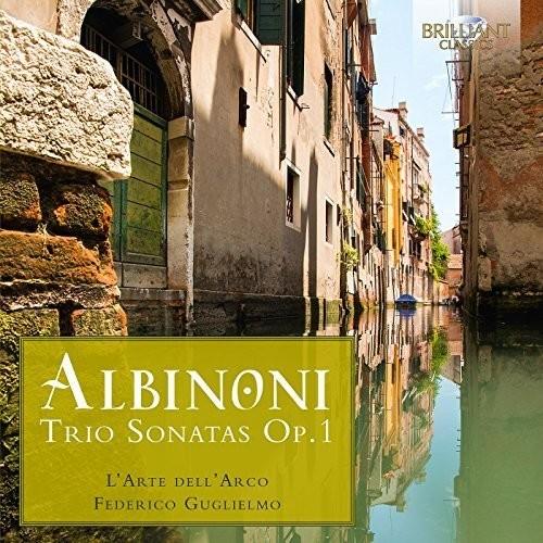 Tomasso Albinoni: Trio Sonatas - Op.1