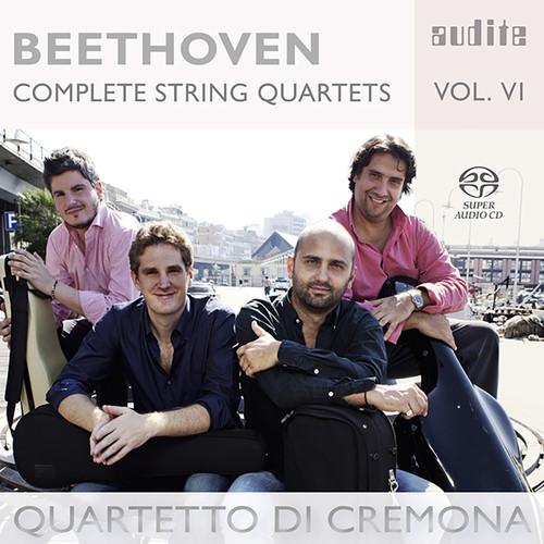 Beethoven: Complete String Quartets 6
