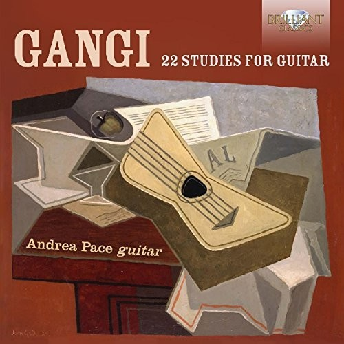 Gangi: 22 Studies For Guitar