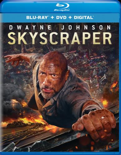 Skyscraper [Blu-ray/DVD]