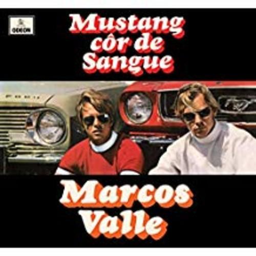 Mustang Cor De Sangue [Import]