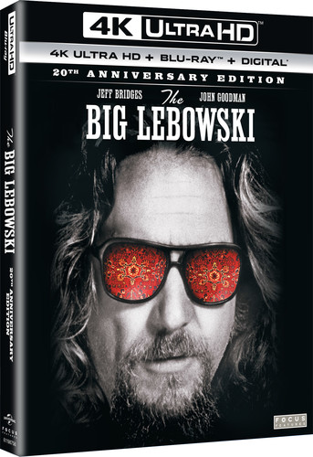 Big Lebowski [4K Ultra HD Blu-ray/Blu-ray]
