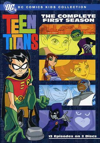 Teen Titans: The Complete First Season