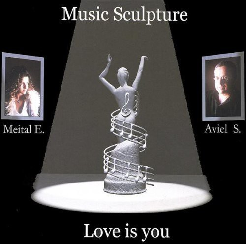 Music Sculpture-Love Is You