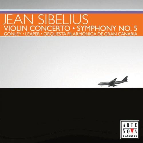 Violin & Symphony No 5