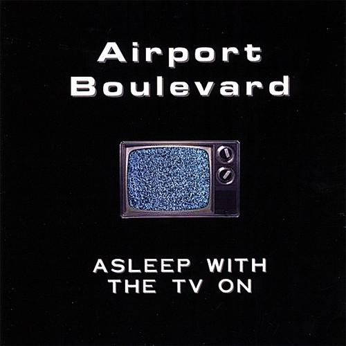 Asleep With The TV On