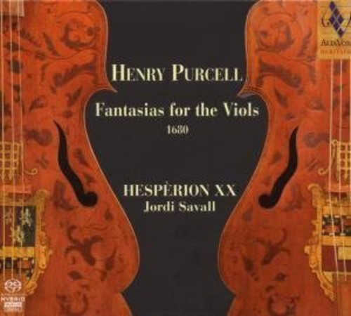 Fantasias for the Viols 1680