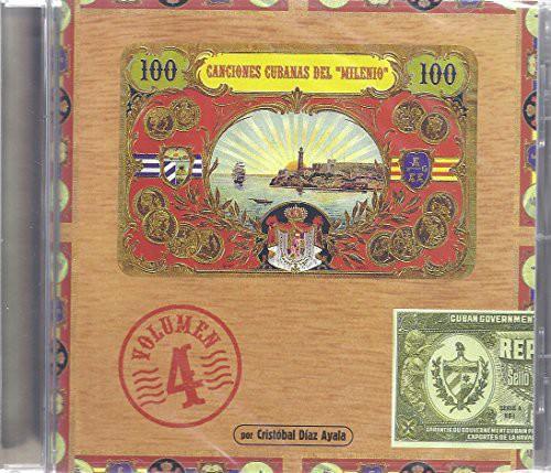100 Canciones Cubanas Del Milenium, Vol. 4