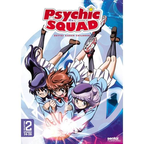 Psychic Squad Collection: Volume 2