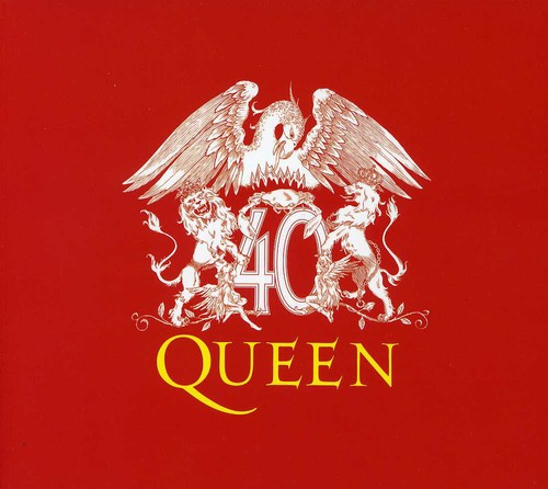 Queen-40 Limited Edition Collector's Box Set #3