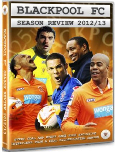 Blackpool FC Season Review 2012/ 13 [Import]